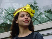 hat design by May Hobijn - Holland